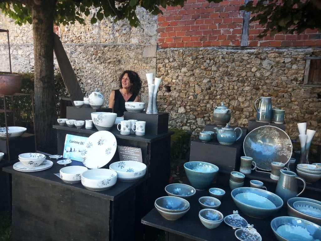Corinne Durr Céramiste créatrice créateur artisanat