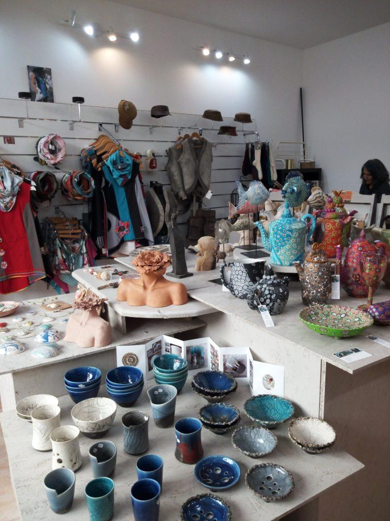 Boutique d'artisanat d'art et créateurs à Foix