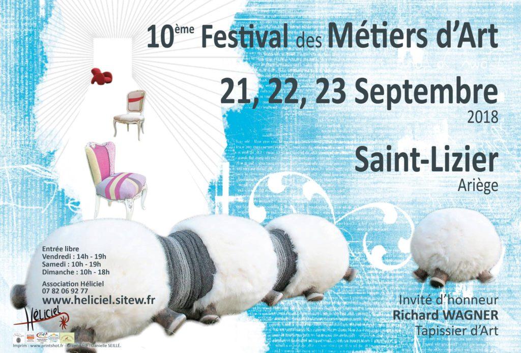 festival métier d'art Saint-Lizier