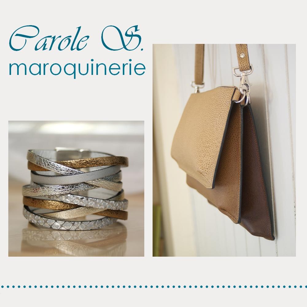 Carole S. maroquinerie - L'Escale des Créateurs