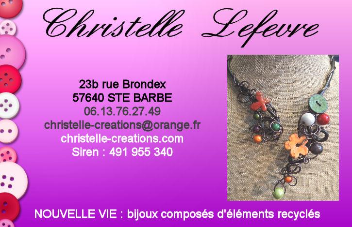 Christelle Créations - L'Escale des Créateurs