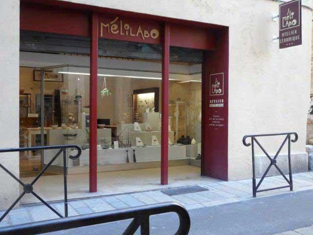 Mélilabo / Atelier-Boutique - L'Escale des Créateurs
