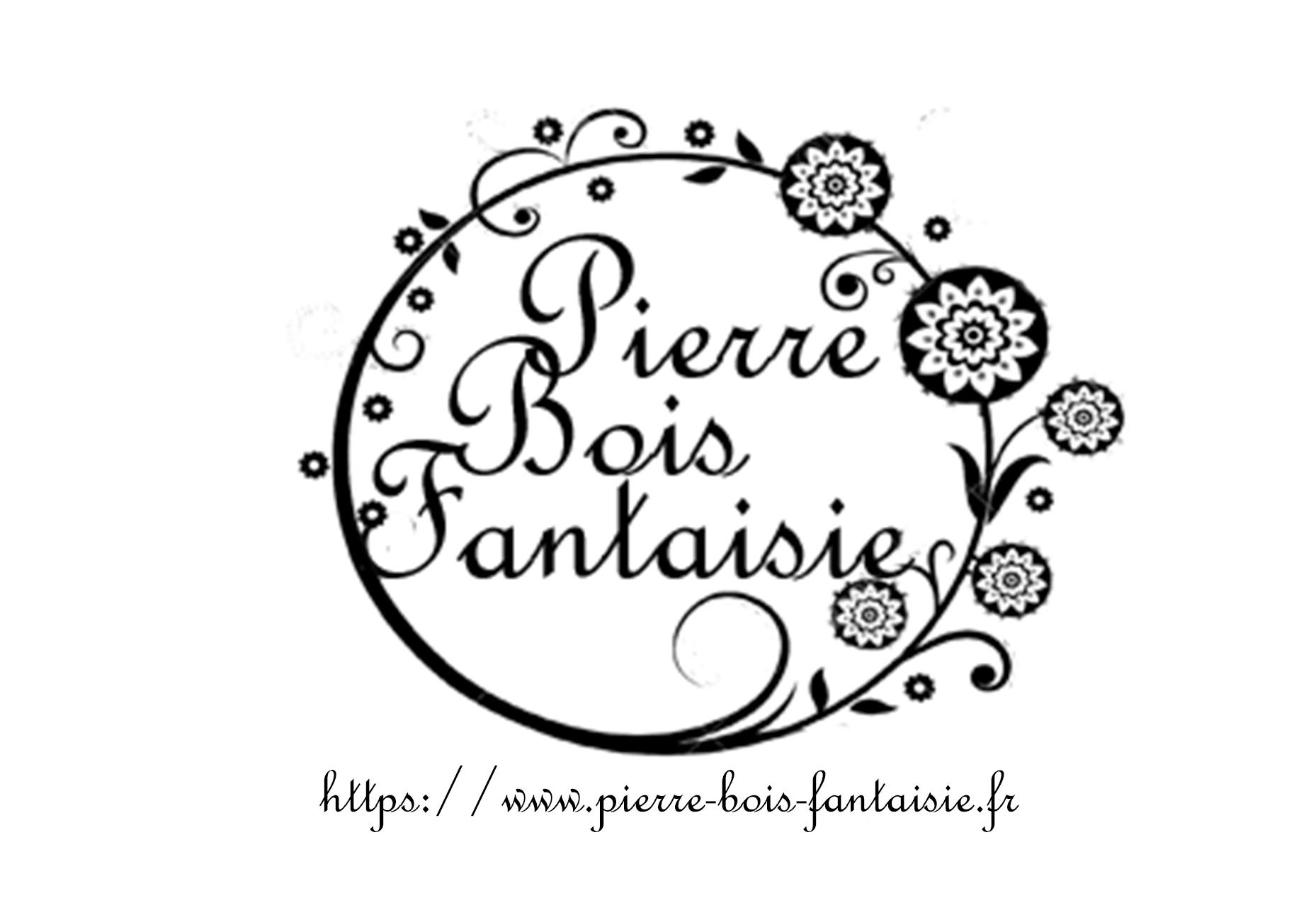 Pierre bois fantaisie - Les créations de Gaëlle - L'Escale des Créateurs