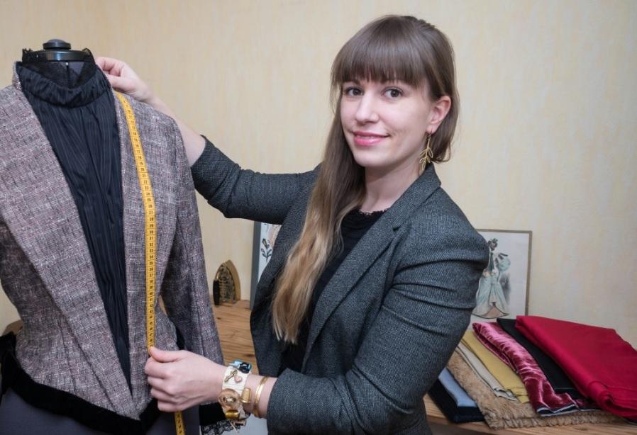 Alix Roland costume & couture - L'Escale des Créateurs