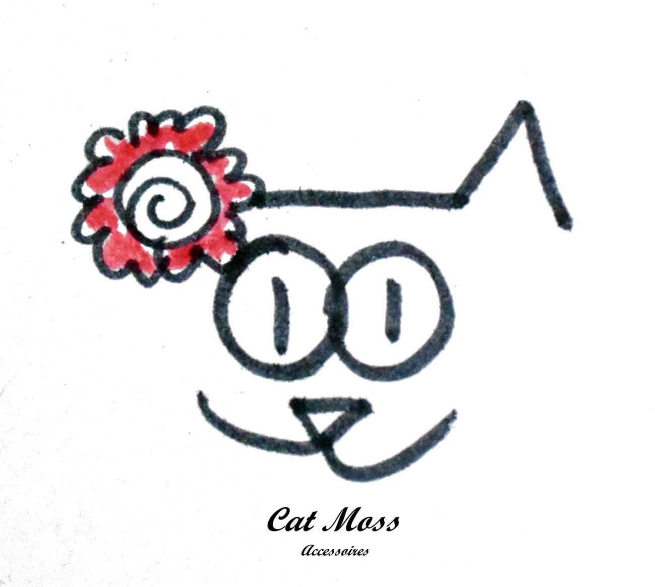 CAT MOSS - L'Escale des Créateurs