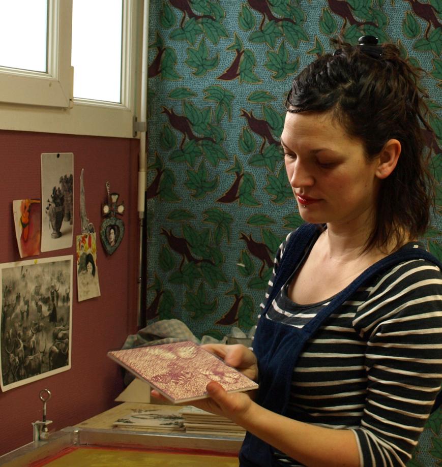 Atelier Laurie Cazot - L'Escale des Créateurs