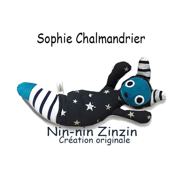 Sophie Chalmandrier NiN NiNZiNZiN - L'Escale des Créateurs