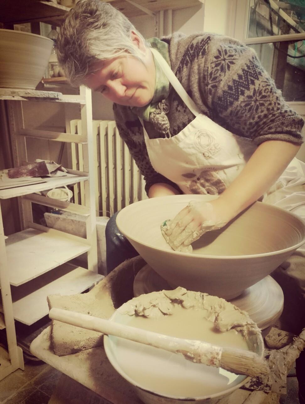 BAJEUX Dorothée, artisan potier - L'Escale des Créateurs