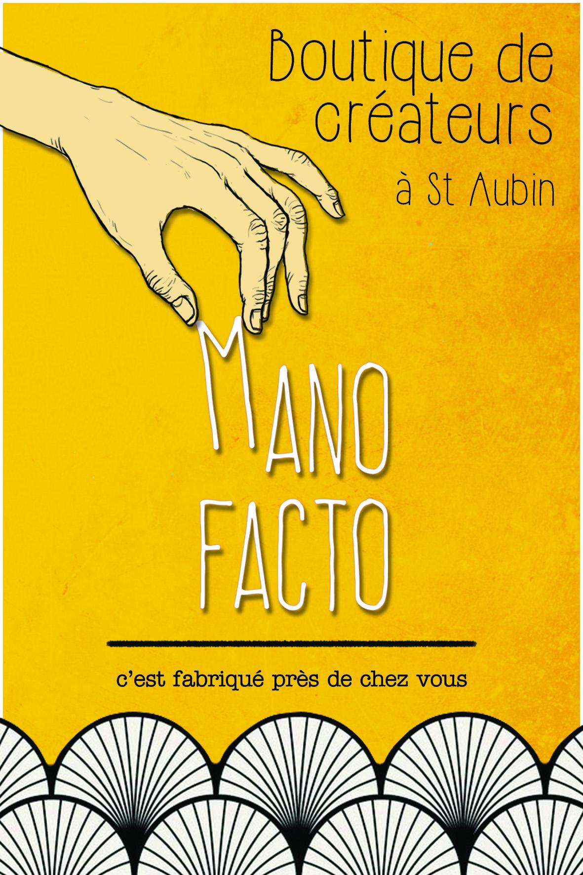 Mano Facto - L'Escale des Créateurs