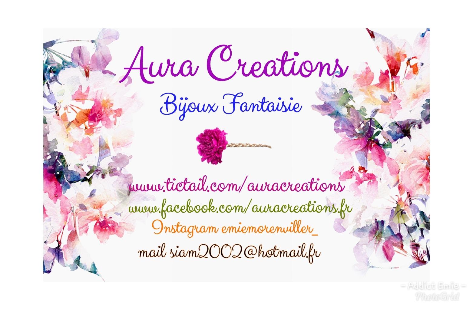 Aura Creations  - L'Escale des Créateurs