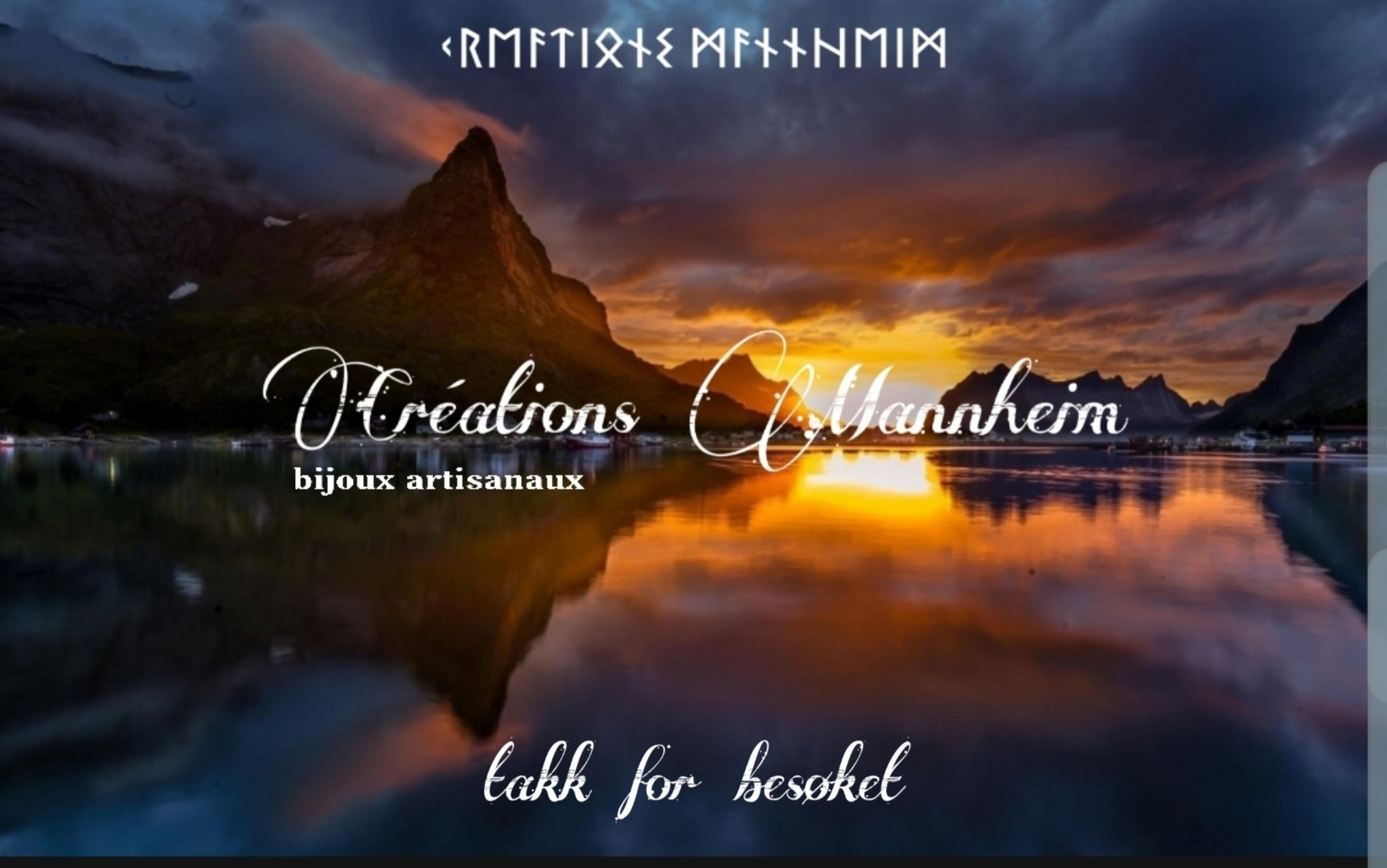 Créations Mannheim - L'Escale des Créateurs