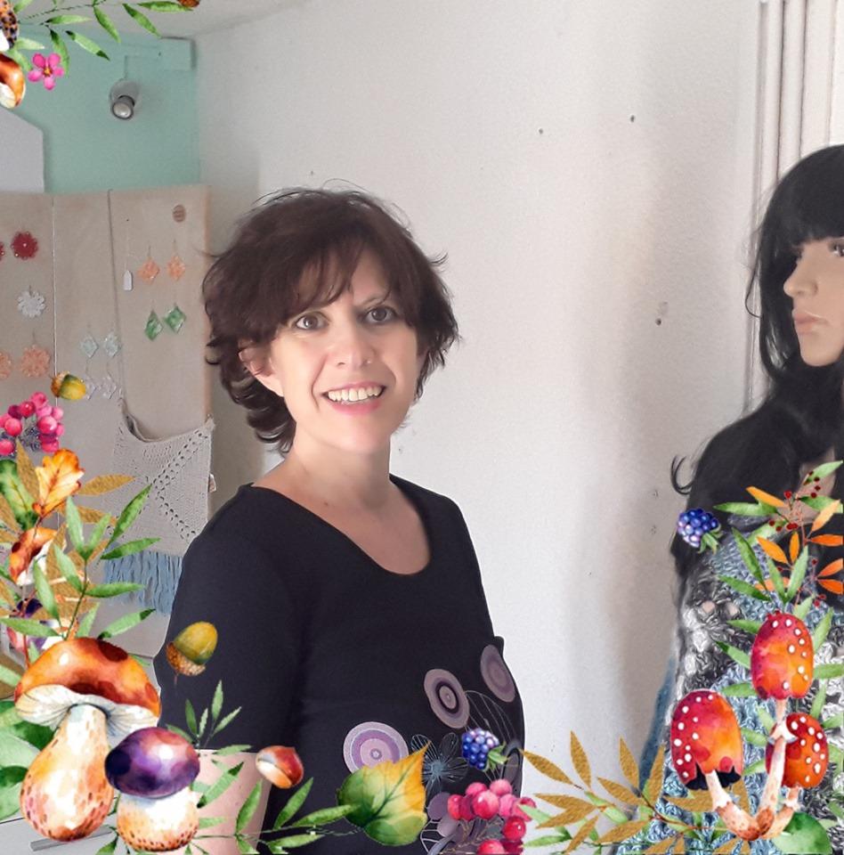 Créations Christine Rose - L'Escale des Créateurs