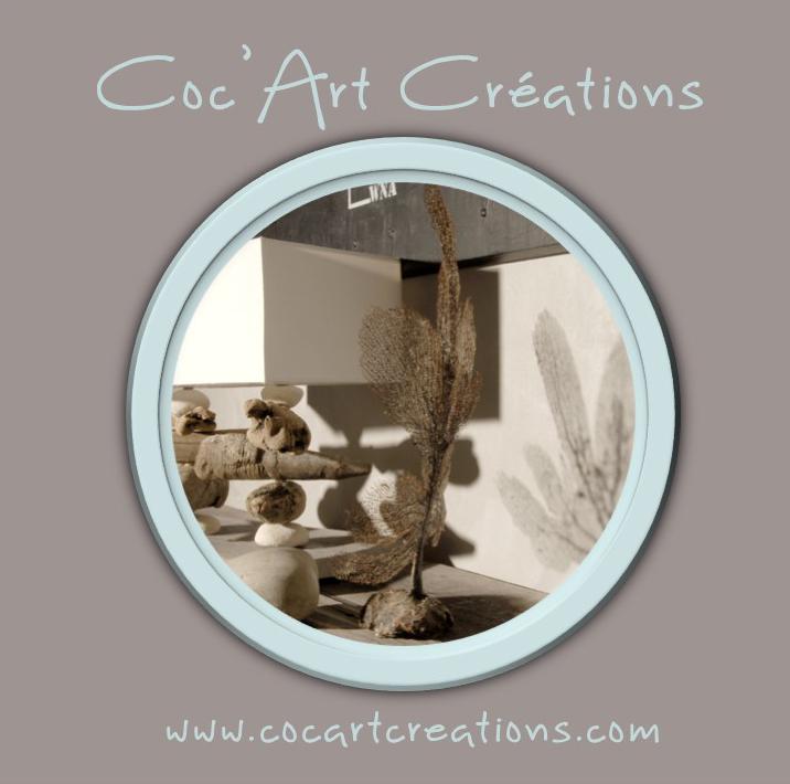Coc'Art Créations - L'Escale des Créateurs